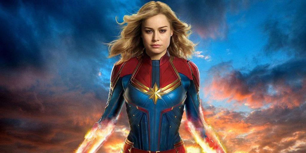Capitana Marvel Blockbuster del 2019