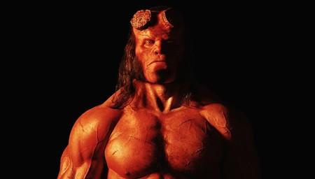 Escena del primer tráiler del regreso de Hellboy.