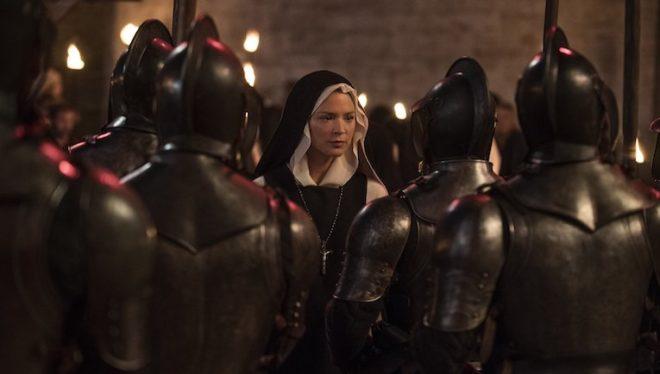 Escena de 'Benedetta' de Paul Verhoeven.