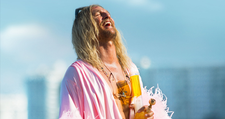 the beach bum matthew mcconaughey cine de autor del 2019