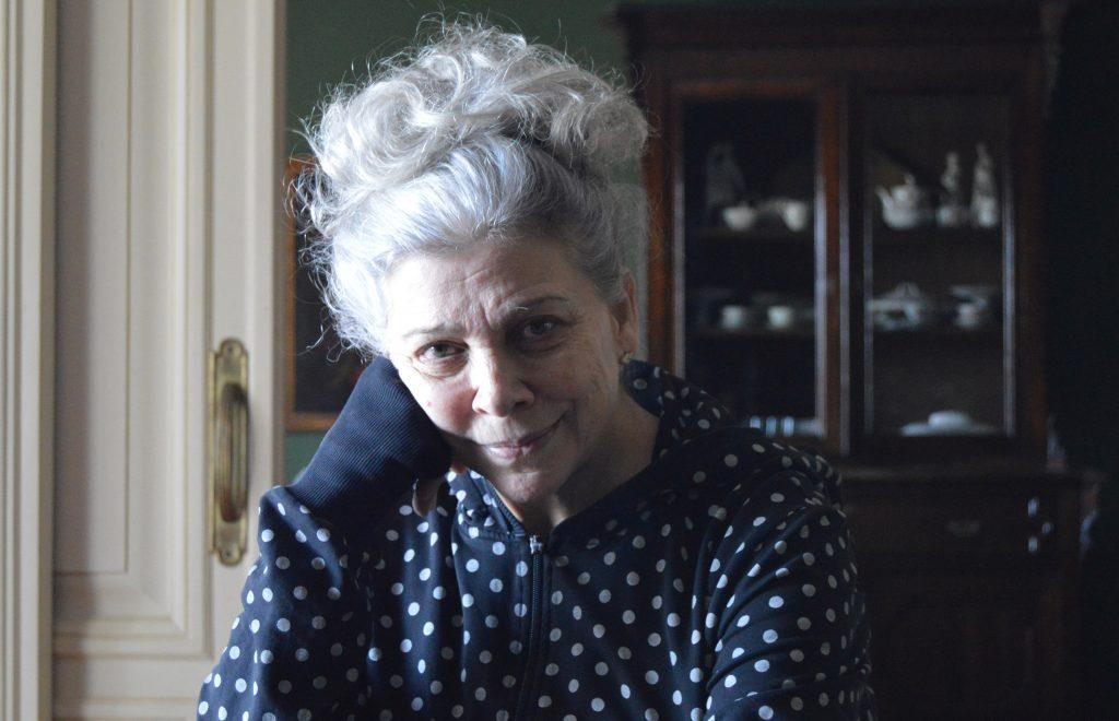 Kiti Mánver, portagonista de 'El inconveniente'. Foto: Kiti Mánver.
