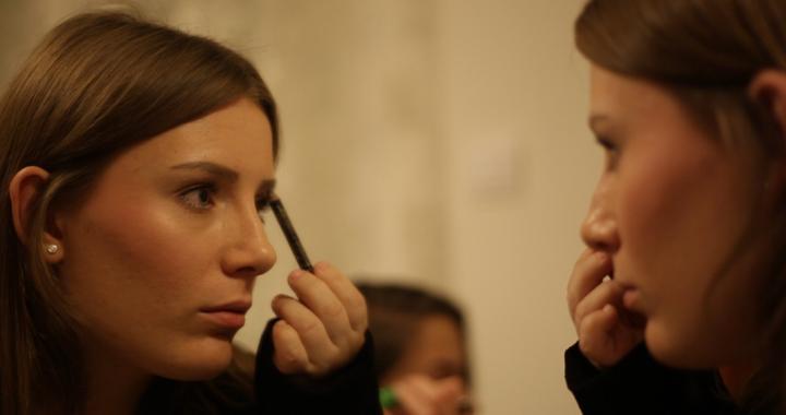 Una escena de 'Victoria', un cortometraje de Alejandra Perrea Martín.