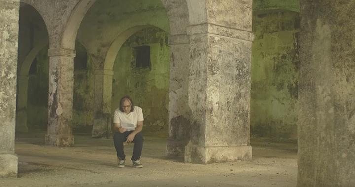 Una escena del documental 'Paco Loco. Viva el noise'.