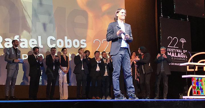rafael Cobos Premio Ricardo Franco