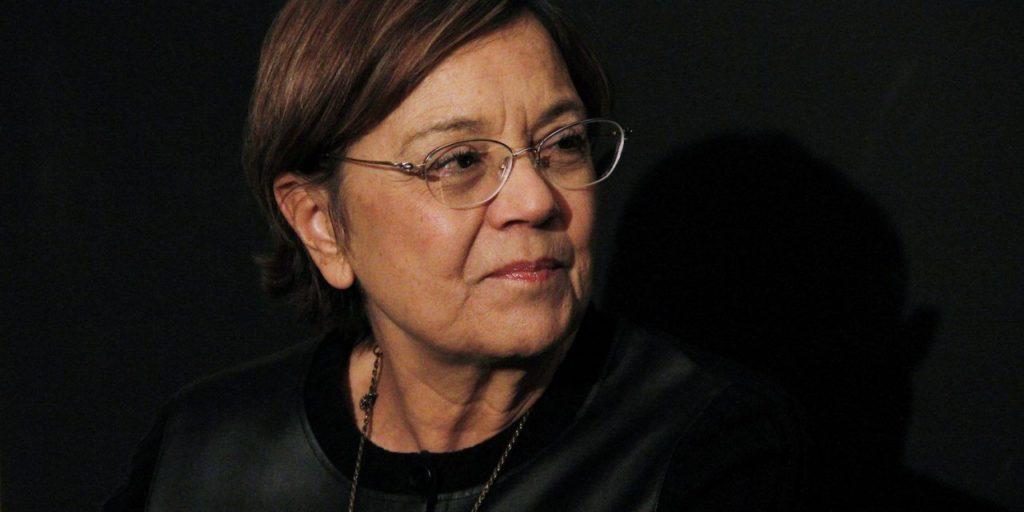 La directora Cecilia Bartolome