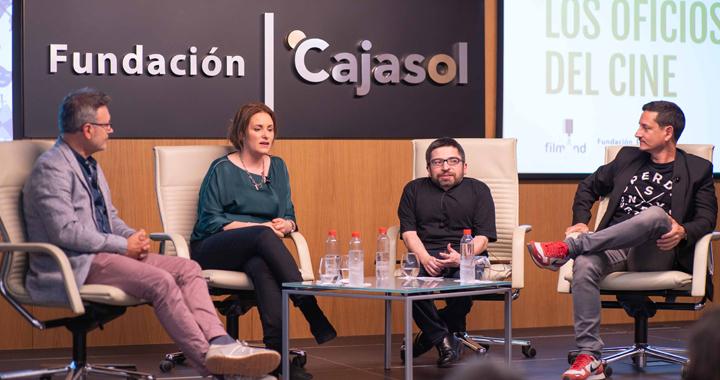 Producción ejecutiva Los oficios del cine.