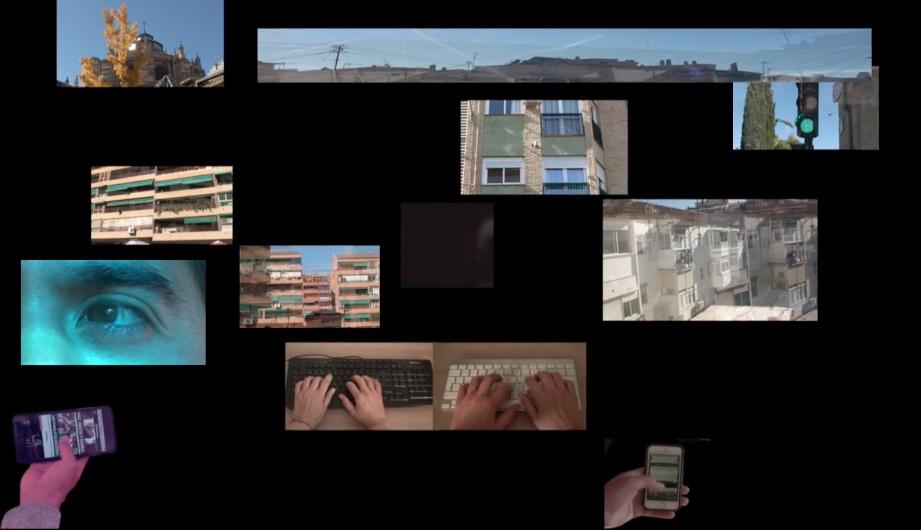 Una escena del cortometraje 'Totem'.