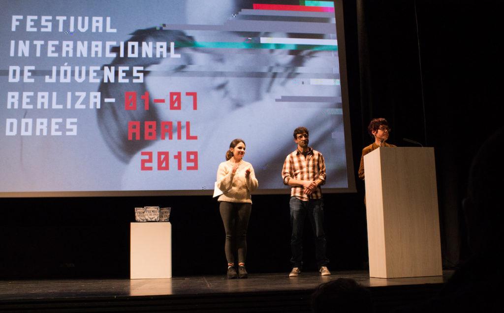 Gala de clausura del XXV Festival Internacional de Jóvenes Realizadores (FJIR).