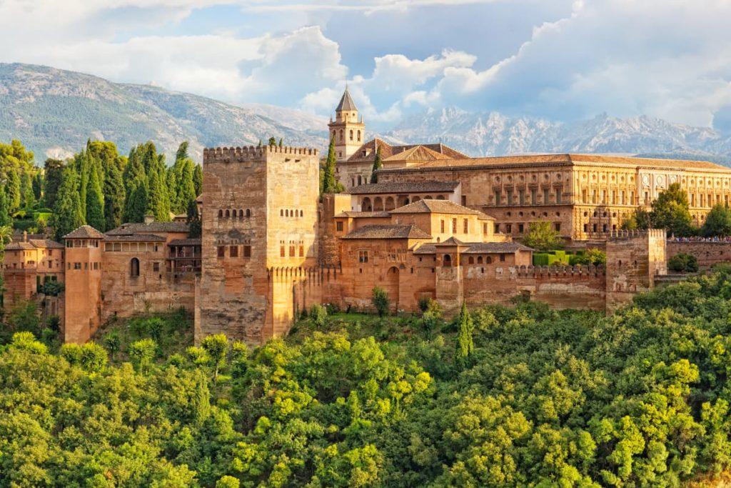 Alhambra de Granada.