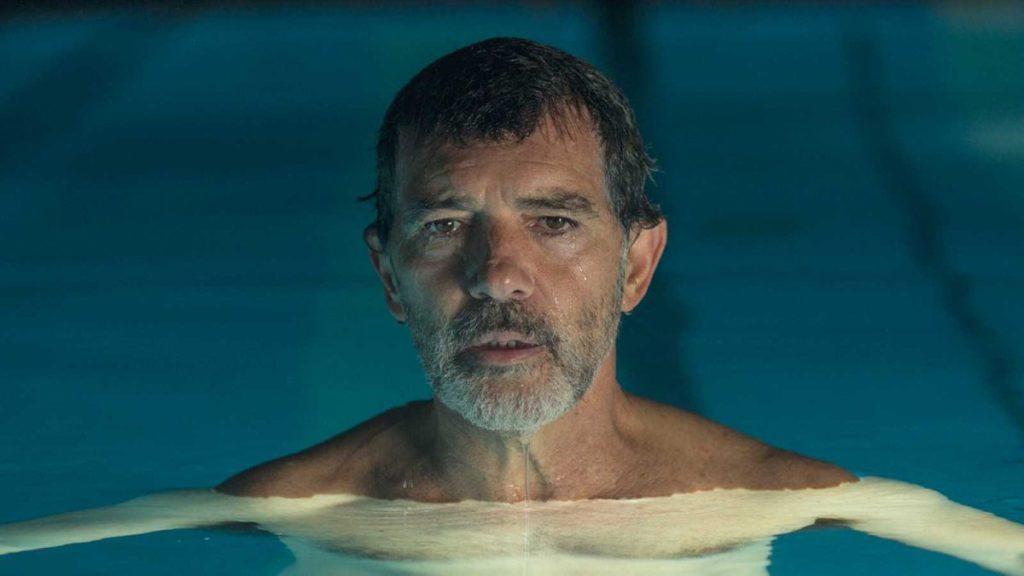 Almodovar Festival de Cannes dolor y gloria Antonio Banderas.