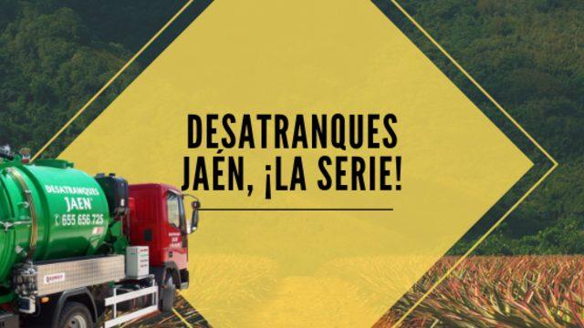 Imagen promocional de `Desatranques Jaén'