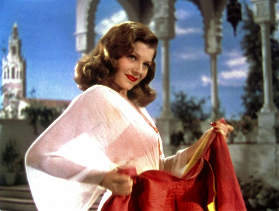 Rita Hayworth en 'Sangre y arena'