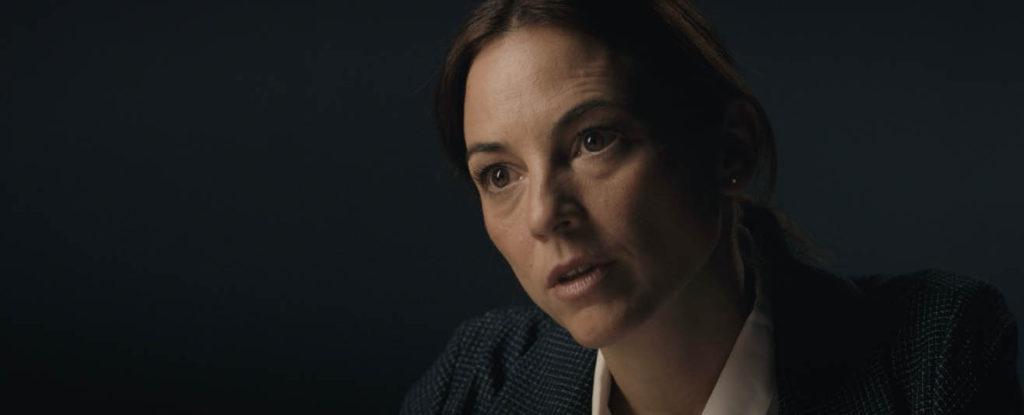 Leonor Watling en una escena de 'Mi hermano Juan'.