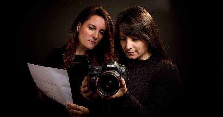 María José y Cristina Martín Barcelona, Las del cine.