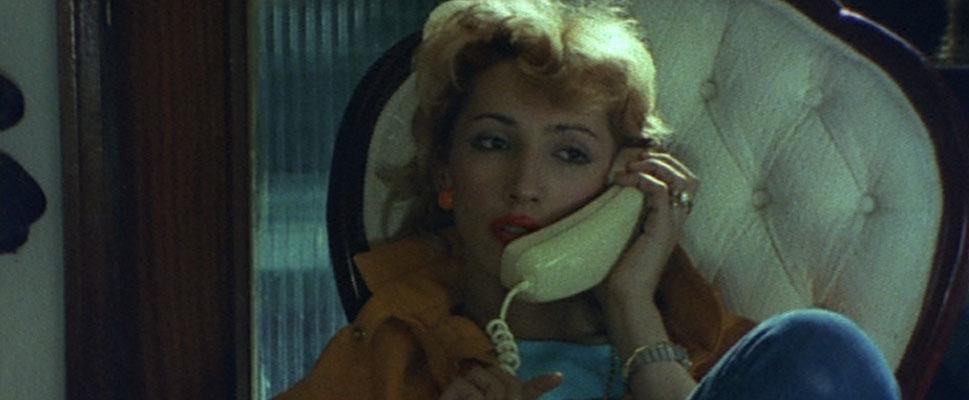 Una escena del documental 'Vestidas de azul'.