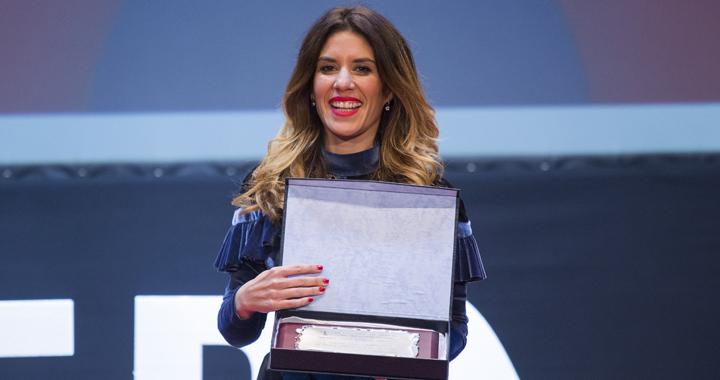 Paola García Costa Festival de Huelva Talento Andaluz