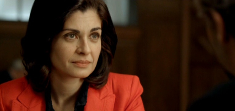 Soledad Villamil en 'El secreto de tus ojos'