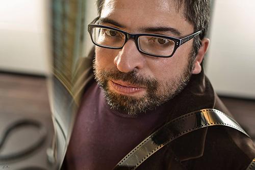 Juan Antonio Bermúdez en una fotografía de Curro Medina