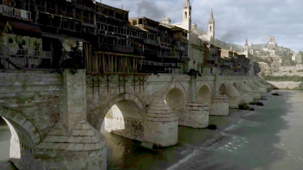 Andalucia en Juego de Tronos