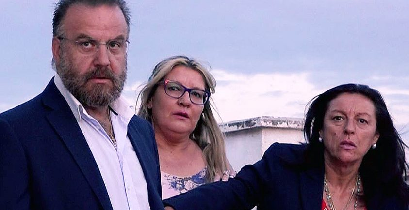 Fotograma de la webserie 'Peligrosa Mente'.