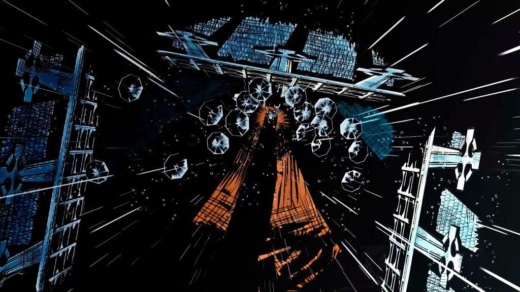 Fotograma de una de las animaciones del documental.