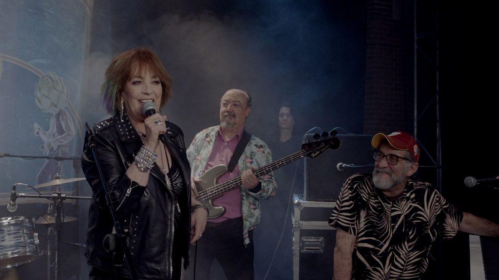 Carmen Maura en una escena de 'Oh Mamy Blues'. Fotografía de Tamara Arranz