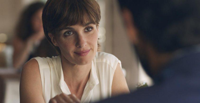La actriz Paz Vega en la serie 'La fugitiva'.