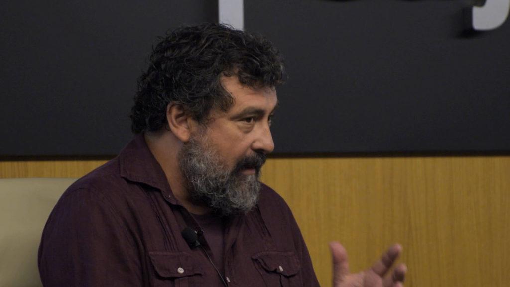 Paco Tous en Los oficios del cine.