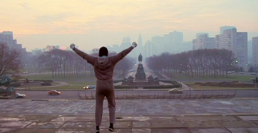 Rocky cuarenta aniversario
