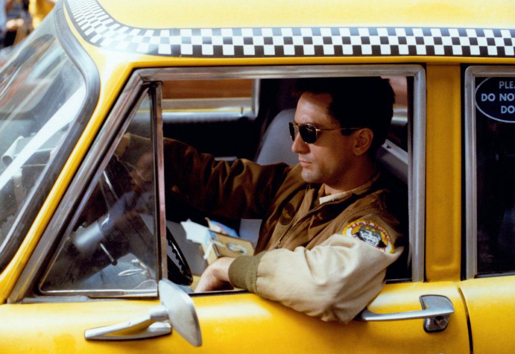 Robert de Niro en una escena de 'Taxi Drivers'.