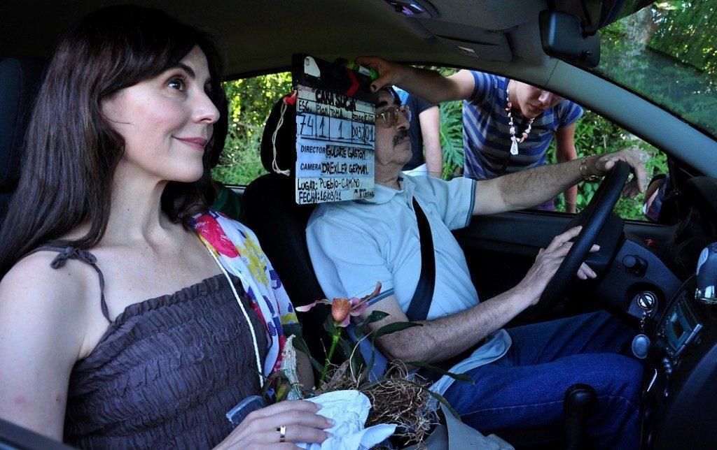 Ana Fernández en 'Cara sucia', una producción argentina de Gastón Gularte que es uno de sus trabajos más recientes para cine