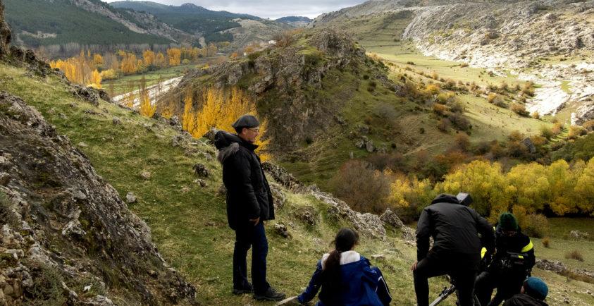 Manuel Martín Cuenca finaliza en Jaén el rodaje de 'La hija' | filmAnd