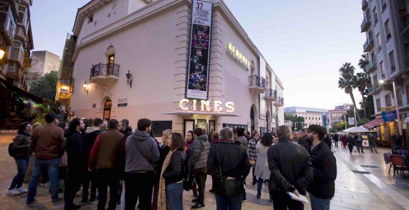 Málaga es de cine también con los Goya